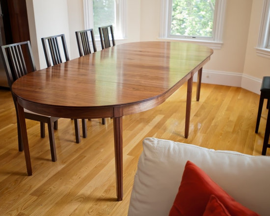 Round Dining Table -
