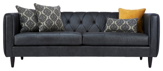 Carson Sofa Modern Sofas Toronto By Jane Lockhart Interior Design
