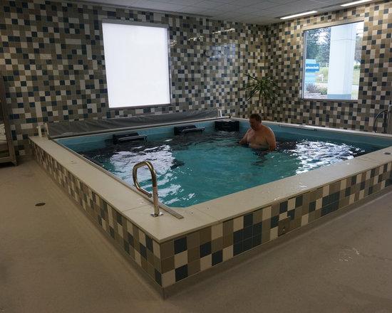 Dual Propulsion Endless Pool® -