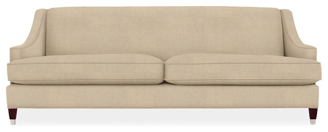 Loring Sofas eclectic-sofas