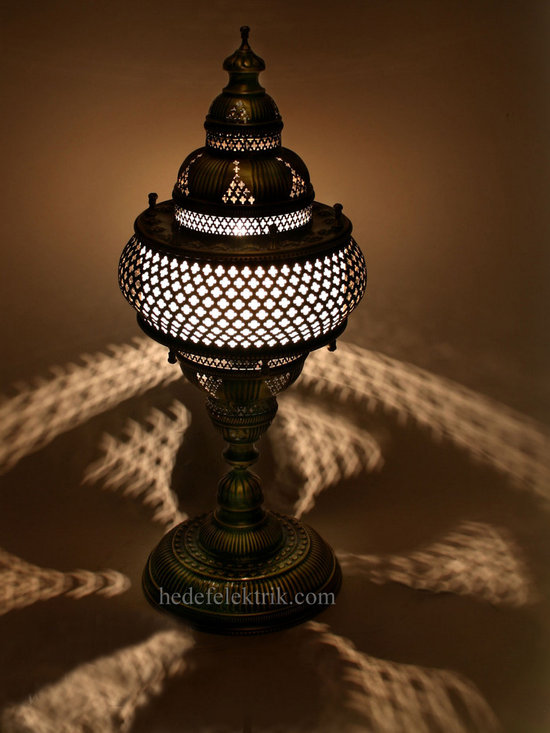Turkish Style - Ottoman Lighting - *Code: HD-97207_40