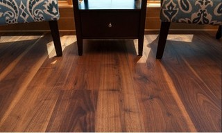Oil Finish Walnut Prefinished Engineered Hardwood Flooring