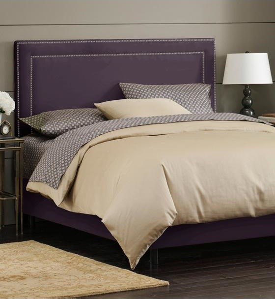 Custom Fitzsimmons Upholstered Bed Traditional Beds By Home Decorators Collection