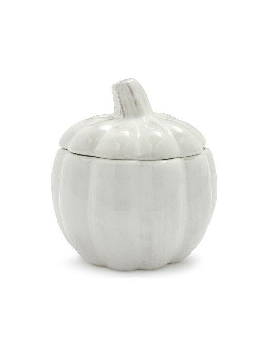 Rustic Pumpkin Soup Bowl -