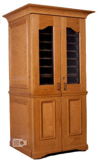 Wine Cabinets by Vinotheque wine-racks