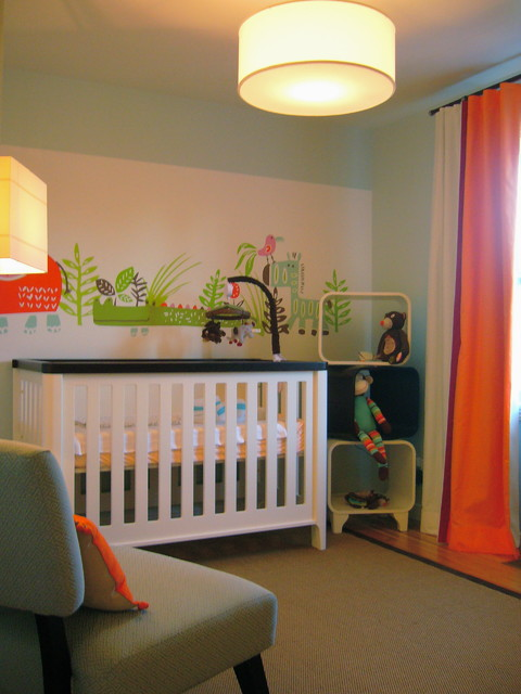 Baby Boy Room Design Pictures: Baby Boy's Bedroom
