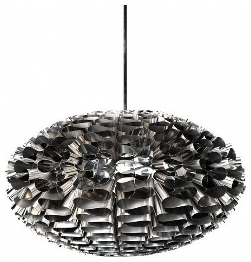 The Norm 03 Steel by Normann Copenhagen modern chandeliers