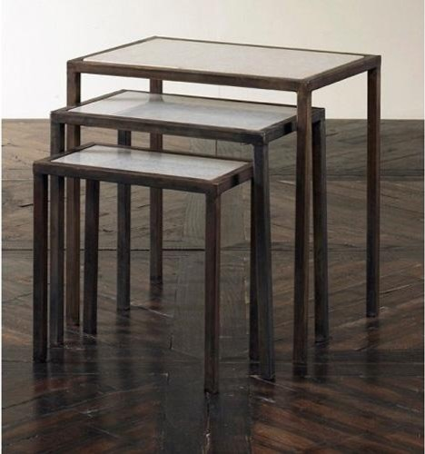 Mr Brown Lanier Nesting Tables traditional side tables and accent tables