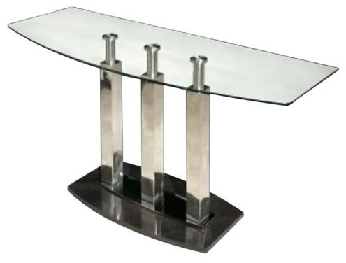 Chintaly Cilla Console Table contemporary-side-tables-and-end-tables