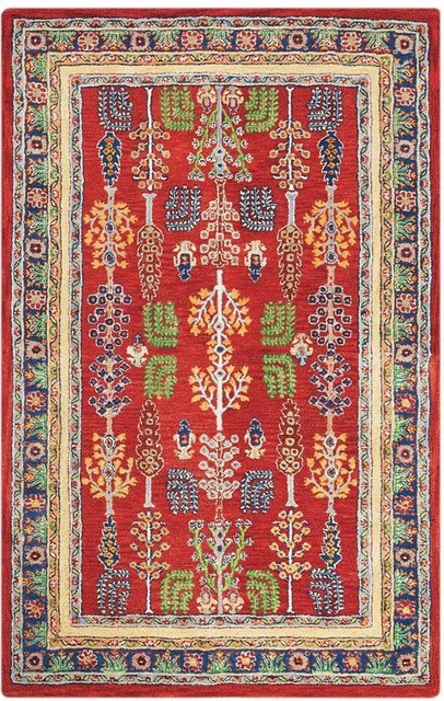 Regency I Area Rug traditional rugs