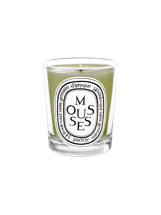Diptyque Mousses (Moss) Candle -