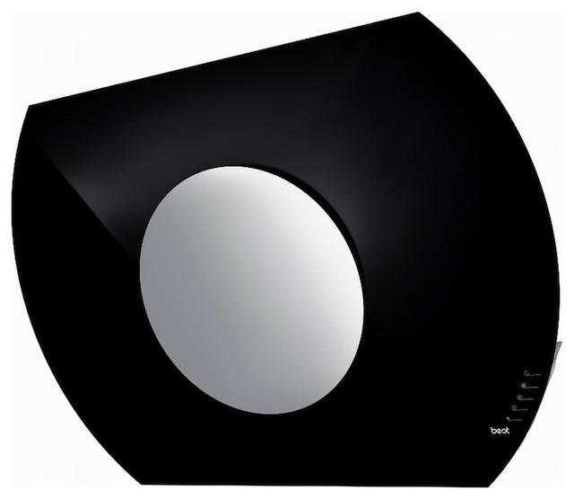 Genll Sun, Black contemporary-range-hoods-and-vents