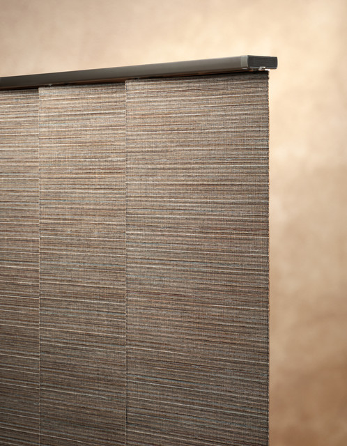 Hunter Douglas Alustra® modern-vertical-blinds