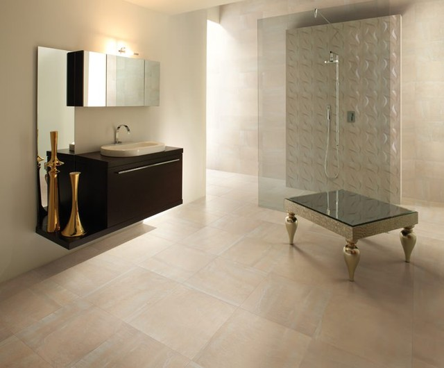 Happy floors luminor porcelain tiles modern wall and for Modern ceramic tile