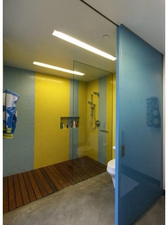 Men bathroom modern home luxury interior design picture