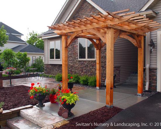 Switzer's Nursery & Landscaping, Inc. - Classic Cedar Arbor -