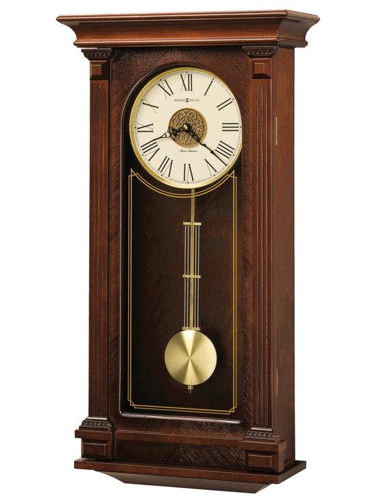 Howard Miller - Howard Miller 85TH ANNIVERSARY EDITION Classic Wall Clock   SINCLAIR - 625524 SINCLAIR