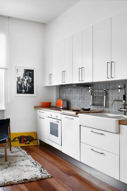 all vintage modern-kitchen