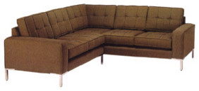 G. Romano Chelsea 2pc Sectional Sofa modern-sectional-sofas