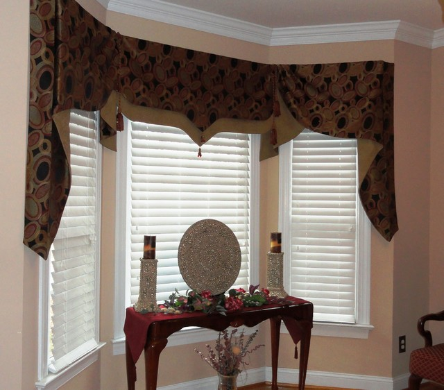 Custom window treatment for Custom window treatments