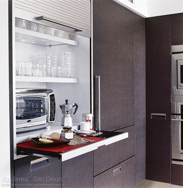Recipe for Living contemporary-kitchen