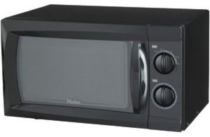 HAIER ZHMC610BEBB .6 Cubic-ft, 600-Watt Microwave (Black) modern-microwave-ovens