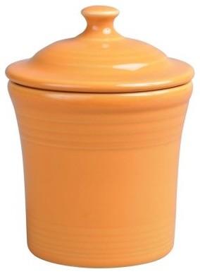 Fiesta Tangerine Utility / Jam Jar modern-food-containers-and-storage