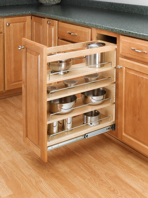 Pullout Pantry 12 Inch 1 Jpg