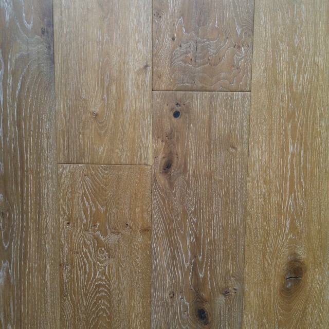 Old Barn Collection Champagne Traditional Hardwood