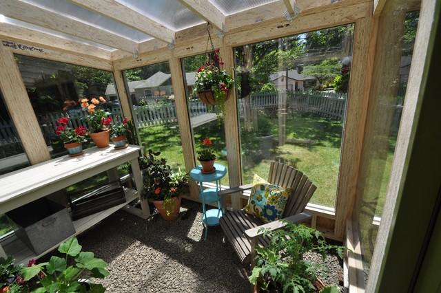 Studio Sprout 8x10 Interior retreat - Modern - portland - by Studio ...