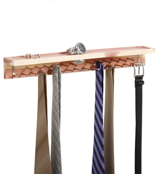 Cedar Accessory Mate Shelf modern-wall-hooks