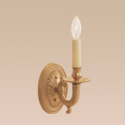 1 Light Wall Sconce traditional-wall-sconces