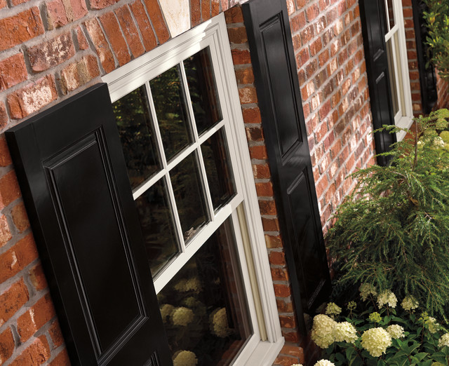 Marvin Integrity Double Hung Replacement Windows traditional-windows