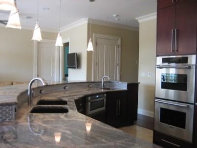Pennington Residence modern-kitchen