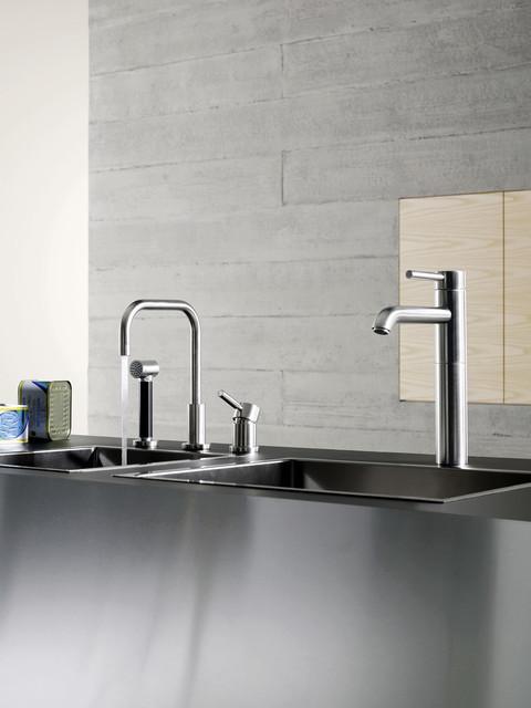 Meta.02 Kitchen By Dornbracht modern