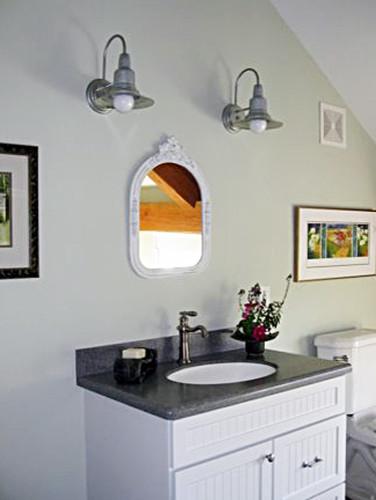 Barn Light Bedrooms and Bathrooms contemporary-bathroom
