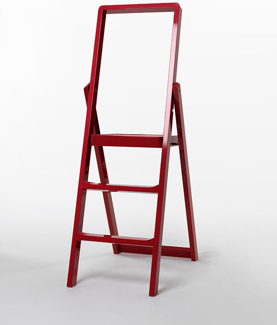 Karl Malmvall Stepladder modern-ladders-and-step-stools