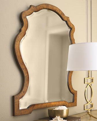 Kaydence Mirror traditional-mirrors