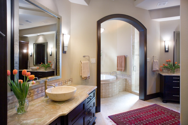 Baths and Kitchens contemporary-bathroom