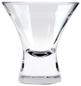 Anchor Hocking Martini Glass Clear 36 modern-cups-and-glassware