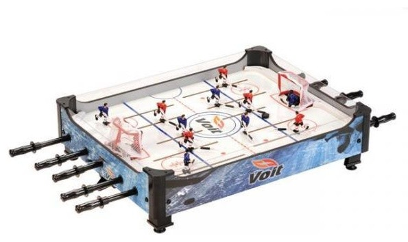 "Voit 33"" Table Top Rod Hockey Game - contemporary - kids toys - by"