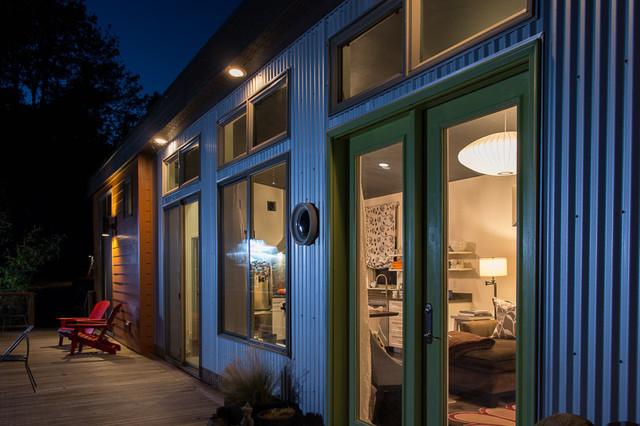 Oregon Coast contemporary-exterior