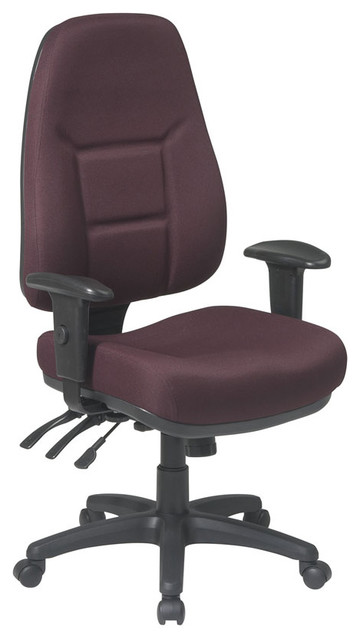 High Back Ergonomic Office Chair modern-task-chairs