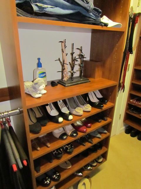 Atlanta Closet Walk-in Closet 24 traditional-closet