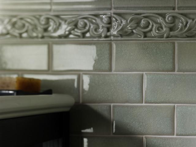 subway tile grazia rixi wall tile craquele finish contemporary