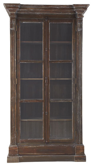 French Directoire Bookcase traditional-bookcases