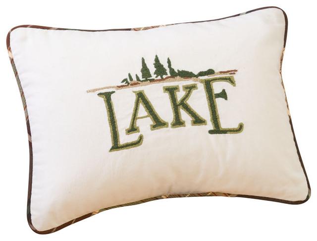 Lake Pillow traditional-decorative-pillows