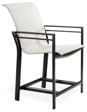 Winston Southern Cay Sling Balcony Height Stool modern-bar-stools-and-counter-stools
