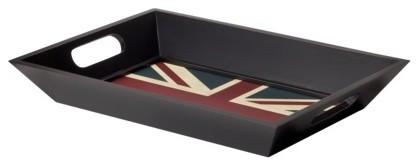 Union Jack Tray modern-platters