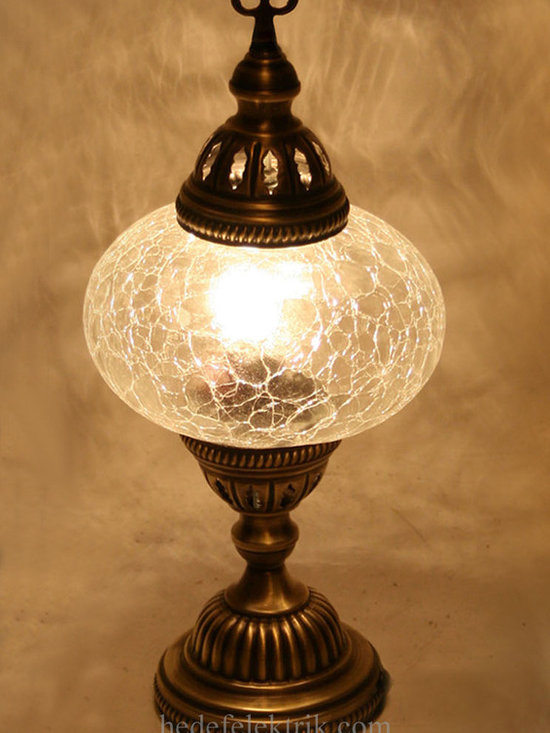 Turkish Style - Ottoman Lighting - *Code: HD-97207_15